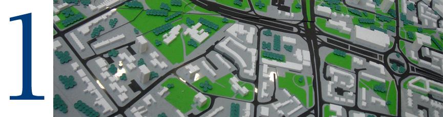 Katastrální mapy pozemků a čísla parcel